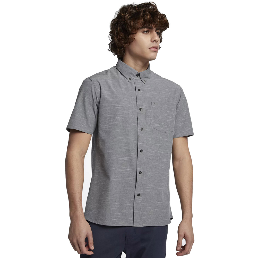 Hurley Alchemy Short Sleeved Mens Shirt