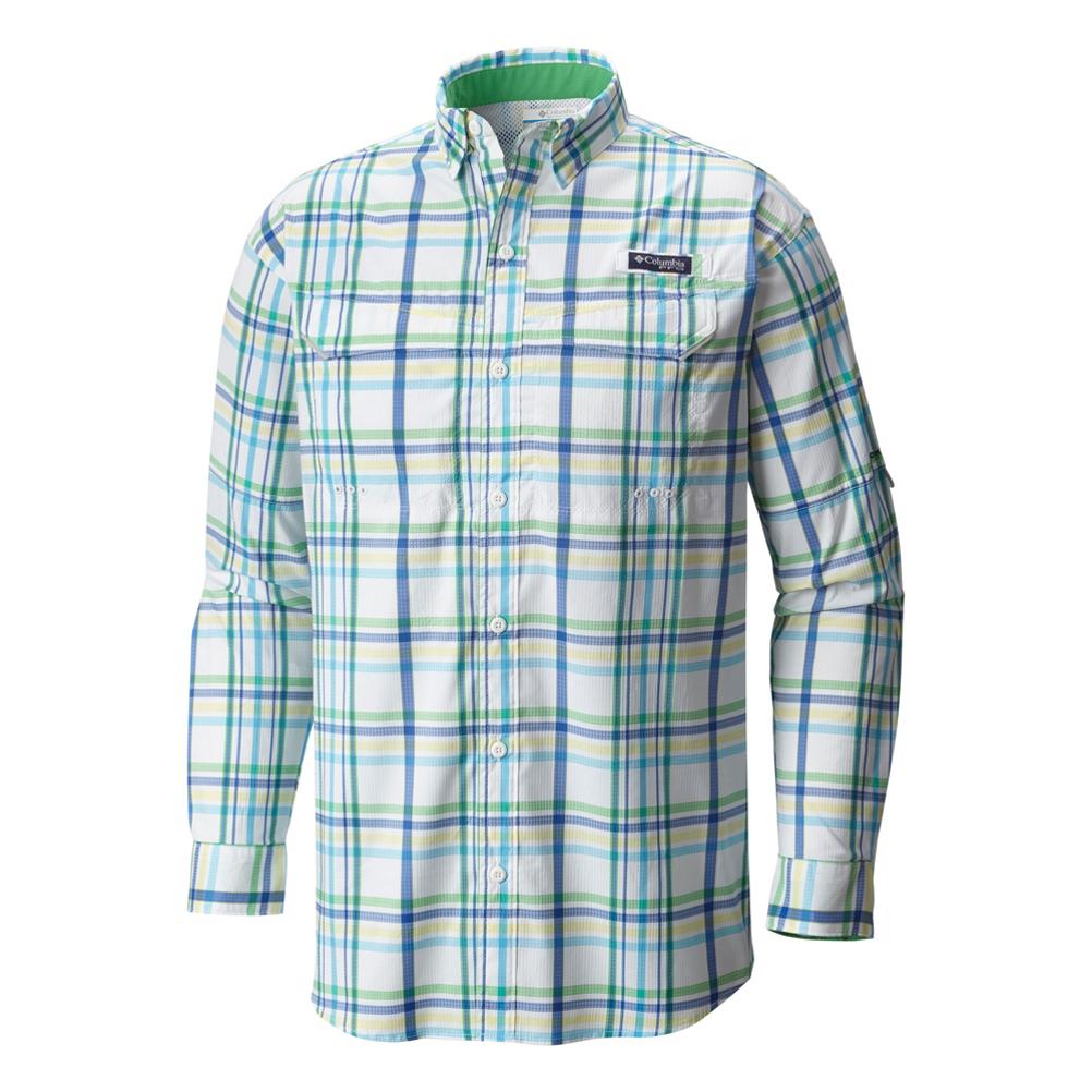 Columbia Super Low Drag Long Sleeve Mens Shirt