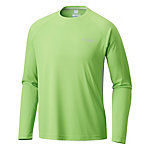 Columbia Cast Away Zero II Knit Long Sleeve Mens Shirt