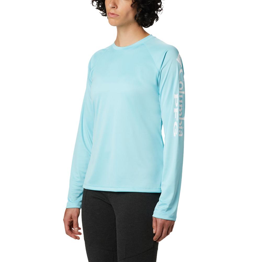 Columbia Tidal Tee II Long Sleeve Womens Shirt
