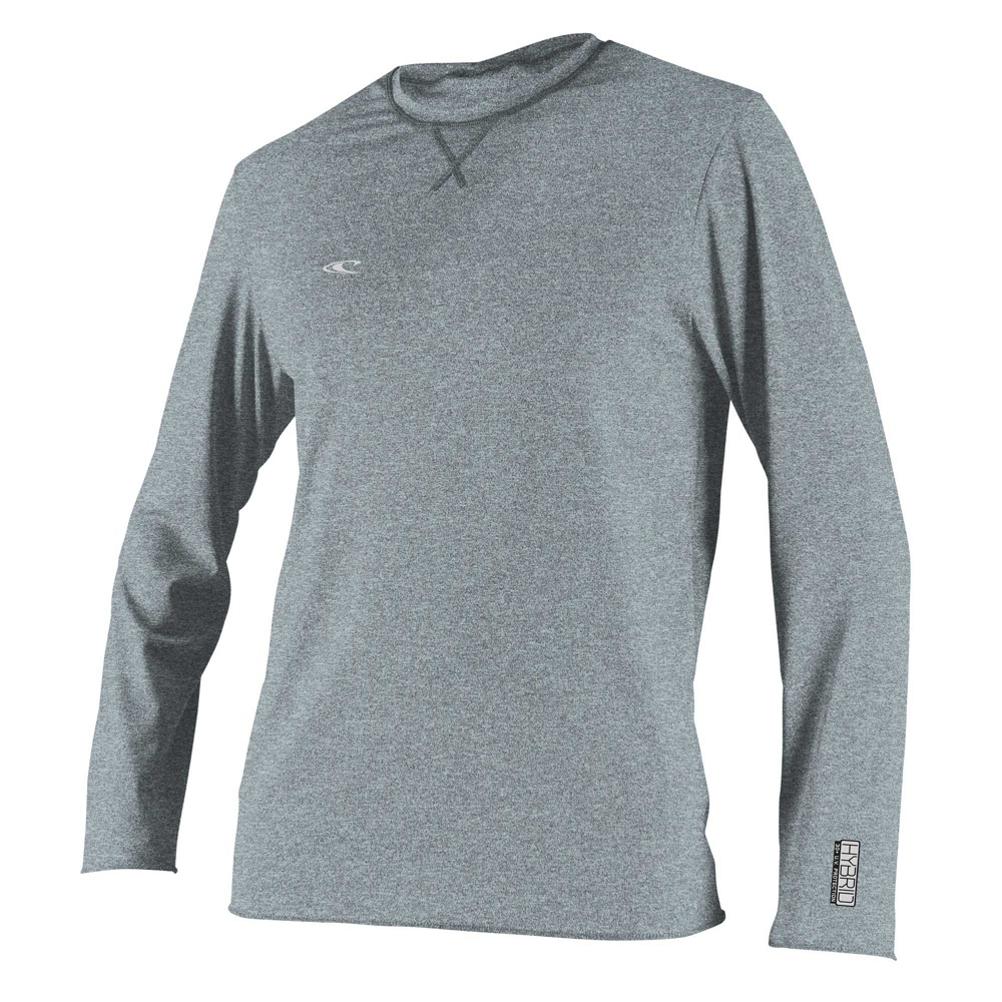 O'Neill Hybrid Long Sleeve Surf Tee Mens Rash Guard