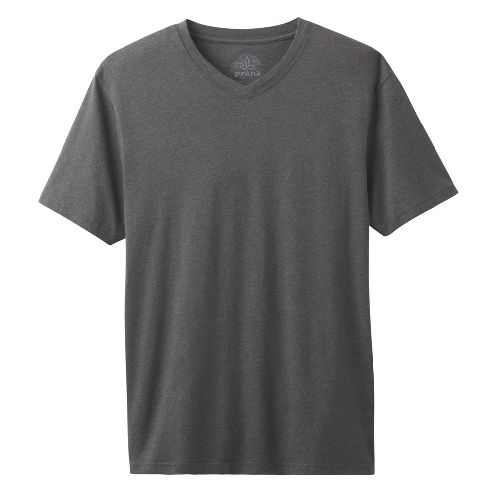 Prana V-Neck Mens T-Shirt