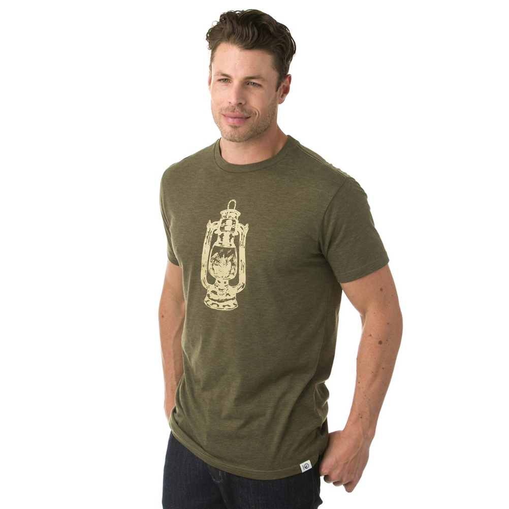 Tentree Lantern Mens T-Shirt
