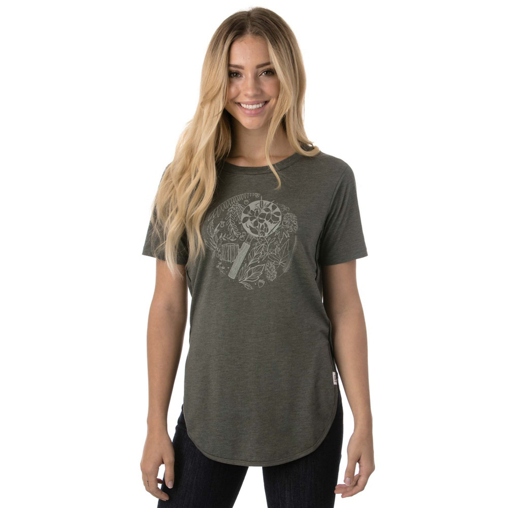 Tentree Indigenous Womens Shirt