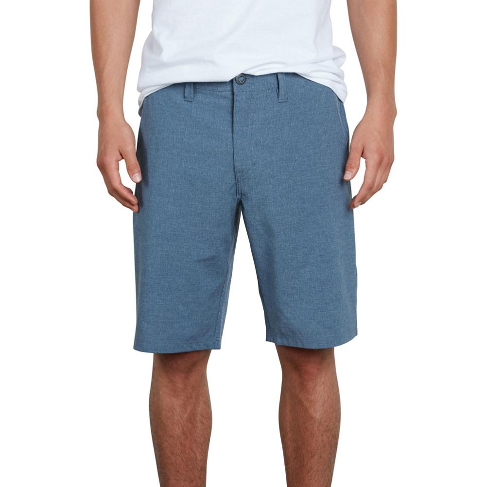 Volcom Frickin Surf N Turf Static 2 Mens Hybrid Shorts