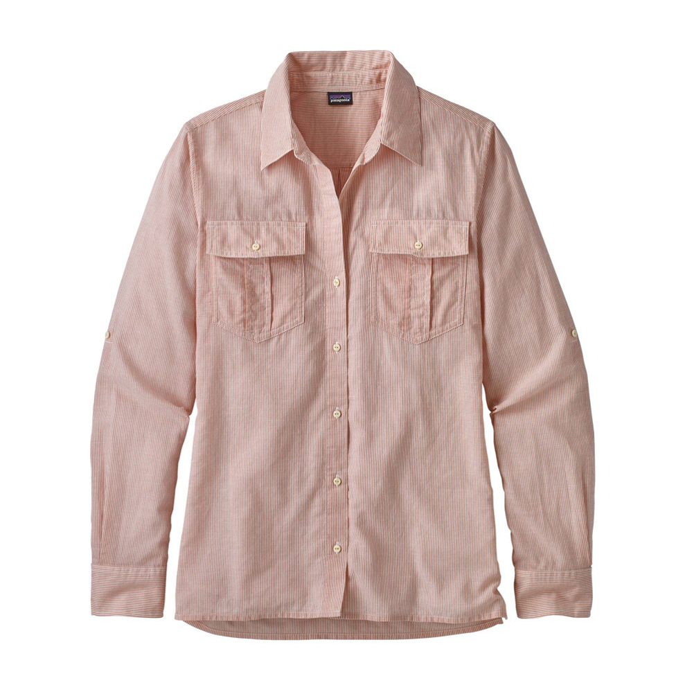 Patagonia Lightweight A/C Button-Down Womens Shirt