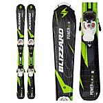 Blizzard Power Jr. Kids Skis with IQ 4.5 Bindings