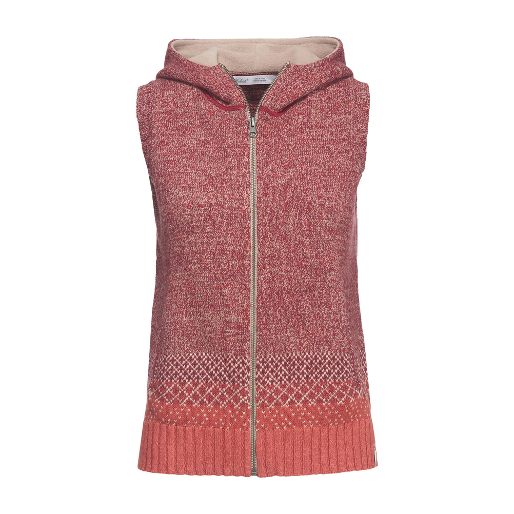 Woolrich Tanglewood Hooded Womens Vest