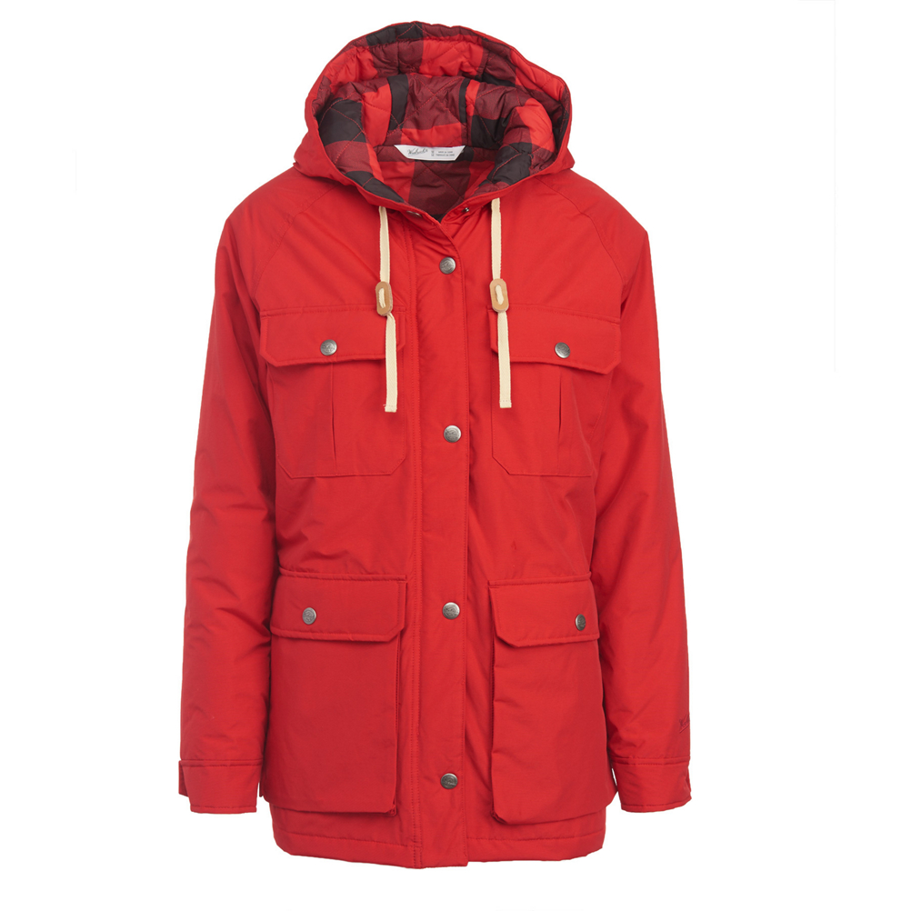 Woolrich Advisory Wool Parka Womens Jacket