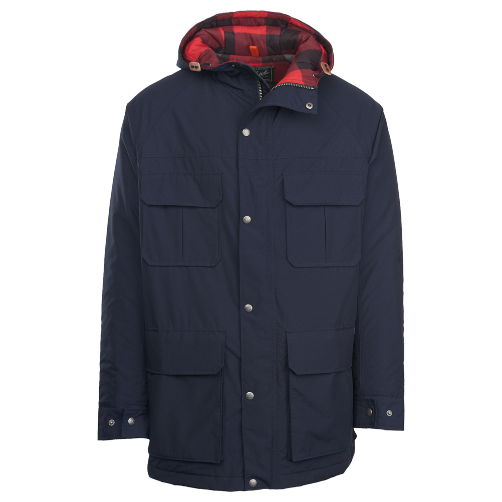 Woolrich Advisory Wool Parka Mens Jacket