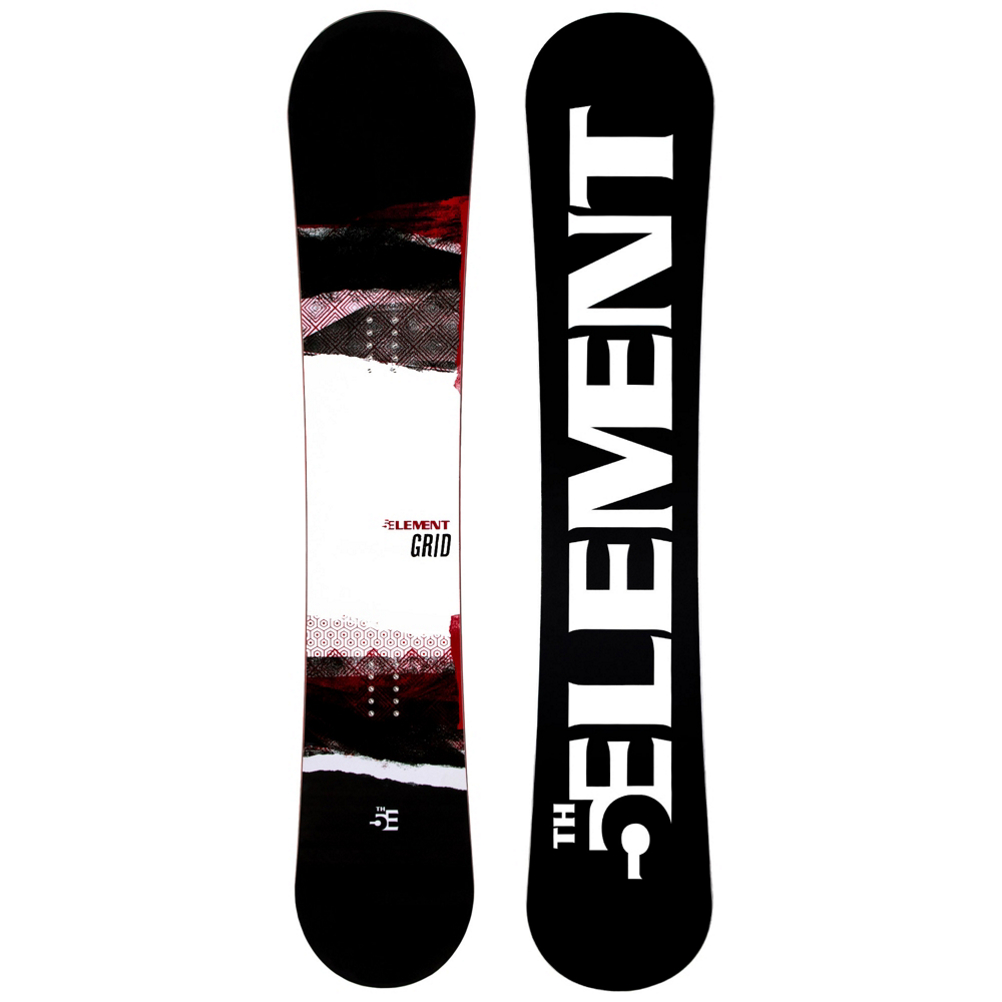Image of 5th Element Grid Wide Snowboard 2019