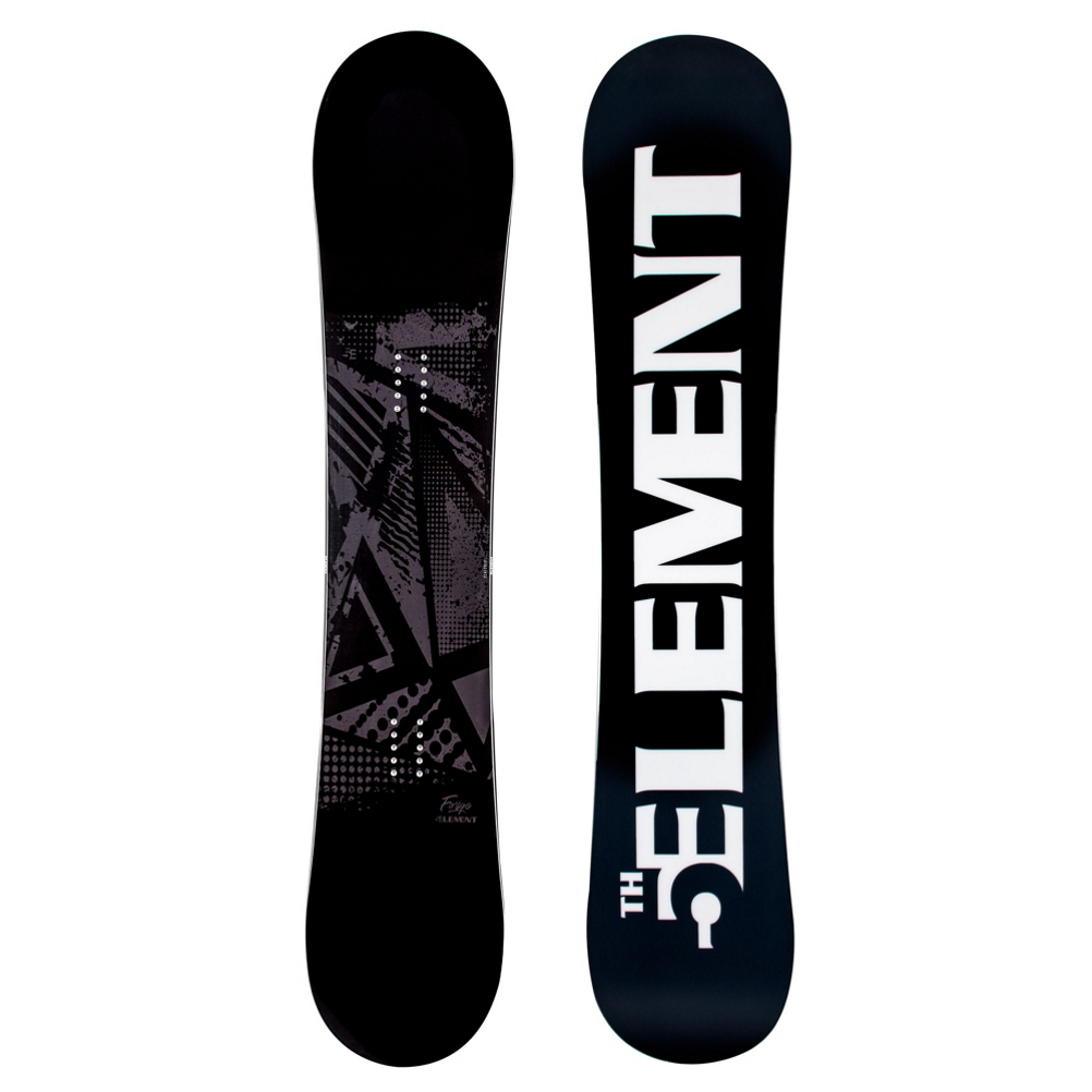 Image of 5th Element Forge - WIDE Snowboard 2020