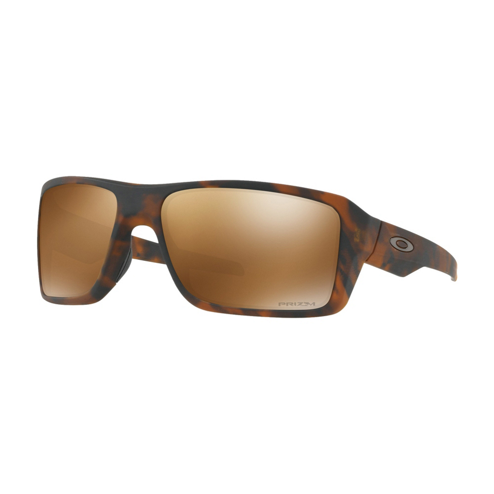See further with the Double Edge Prizm Sunglasses from Oakley. Inspired by sharp angles, this double-edged eyewear provides unmatched style and performance. The Double Edge's unique look offers an expanded field of view, while Prizm Lenses offer maximized contrast and enhanced visibility. The Double Edge Prizm Sunglasses also feature HDPolarized to reduce glare.  Prizm Lenses,  Best Use: Streetwear/Driving, Lens Material: Plutonite, Frame Material: O Matter, Polarized: Yes, Face Size: Medium, Nose Pads: Yes, Warranty: 2 Year Limited, Lens Type: Polarized, Model Year: 2018, Product ID: 517564, Frame Shape: Rectangle / Square, Model Number: OO9380-0766, GTIN: 0888392276506