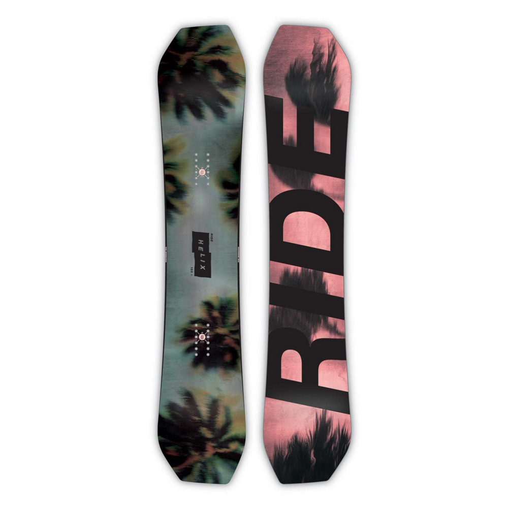 Ride Helix Wide Snowboard 2019