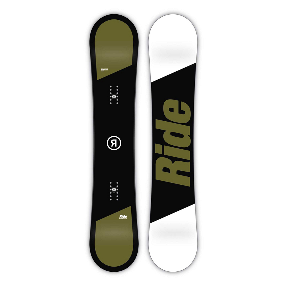 Ride Agenda Wide Snowboard 2019