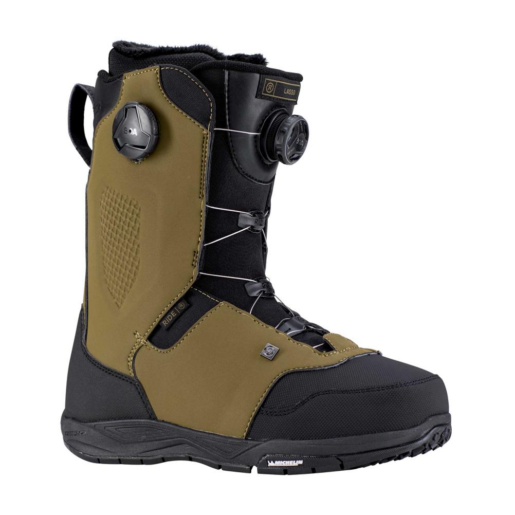 Ride Lasso Boa Coiler Snowboard Boots 2019
