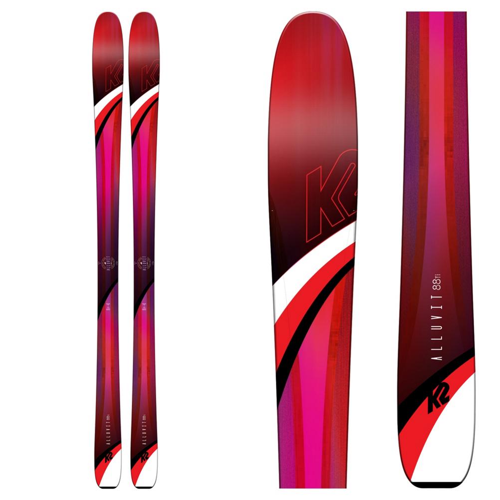 K2 AllLuvIt 88 Ti Womens Skis 2019