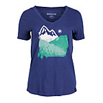 United By Blue Mountain Ink Womens T-Shirt