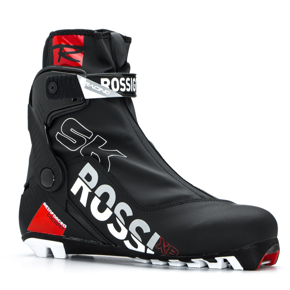 Rossignol X-8 Skate NNN Cross Country Ski Boots 2019