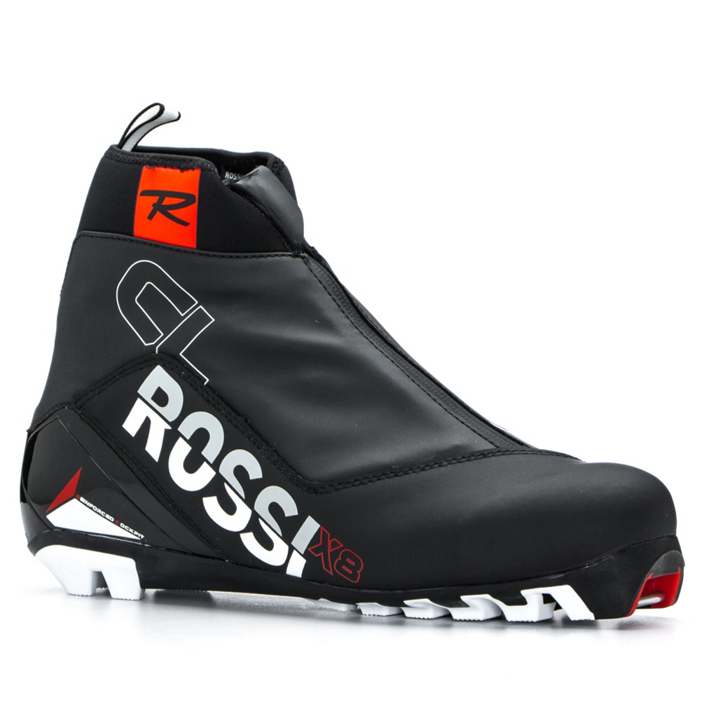 Rossignol X-8 Classic NNN Cross Country Ski Boots 2019