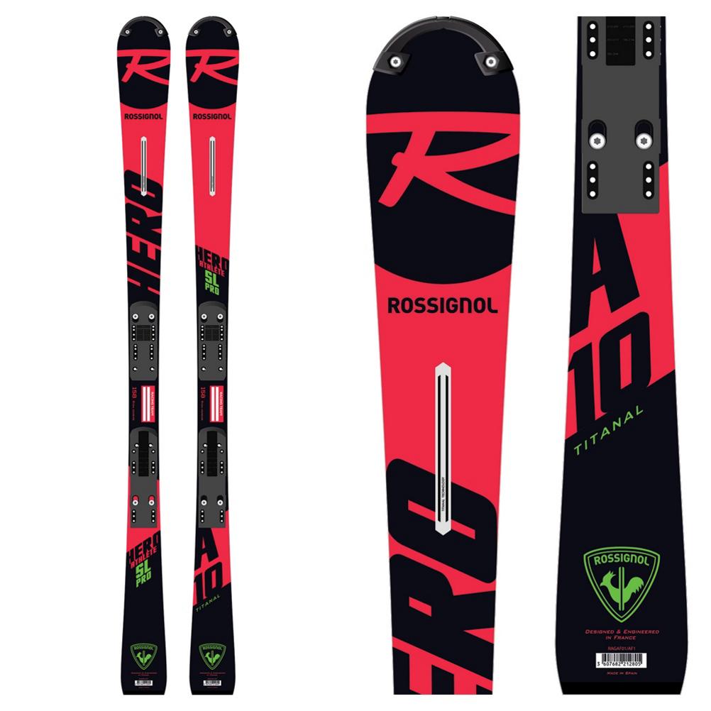 Rossignol Hero SL Pro Junior Race Skis 2019