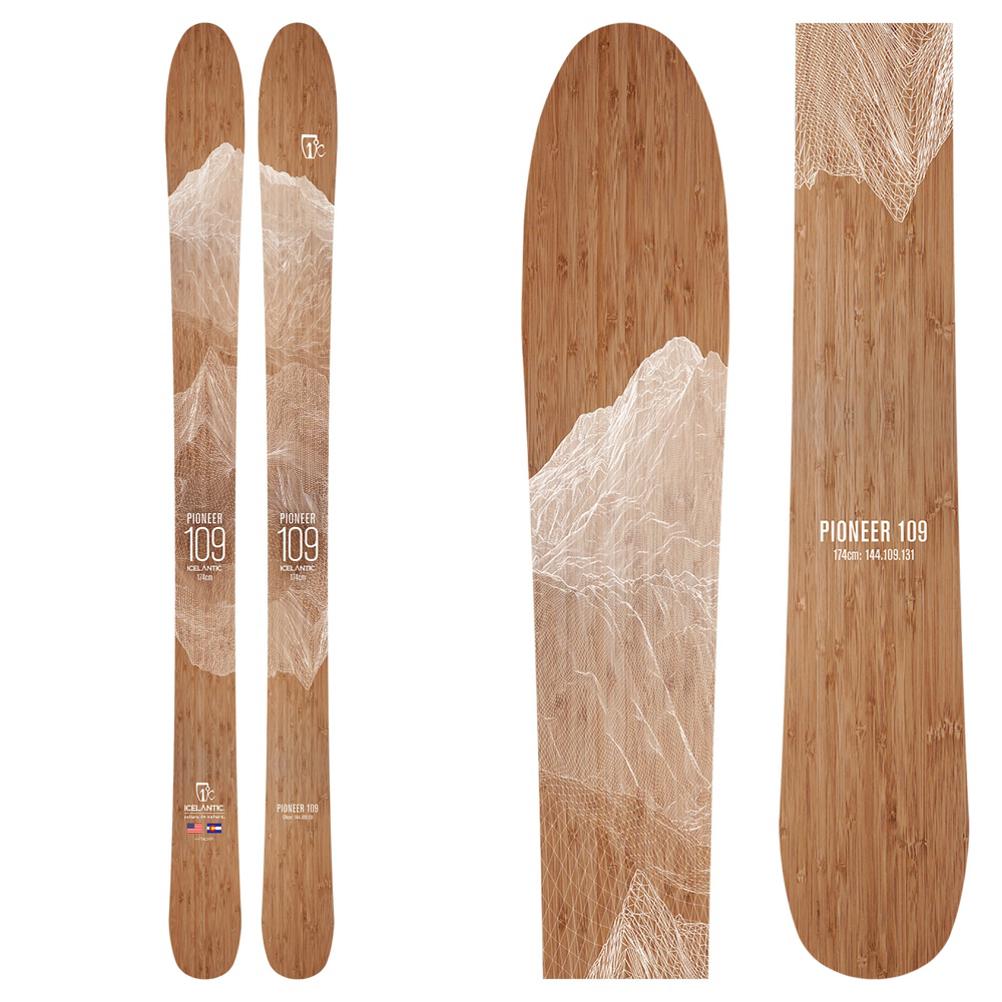 Icelantic Pioneer 109 Skis 2019