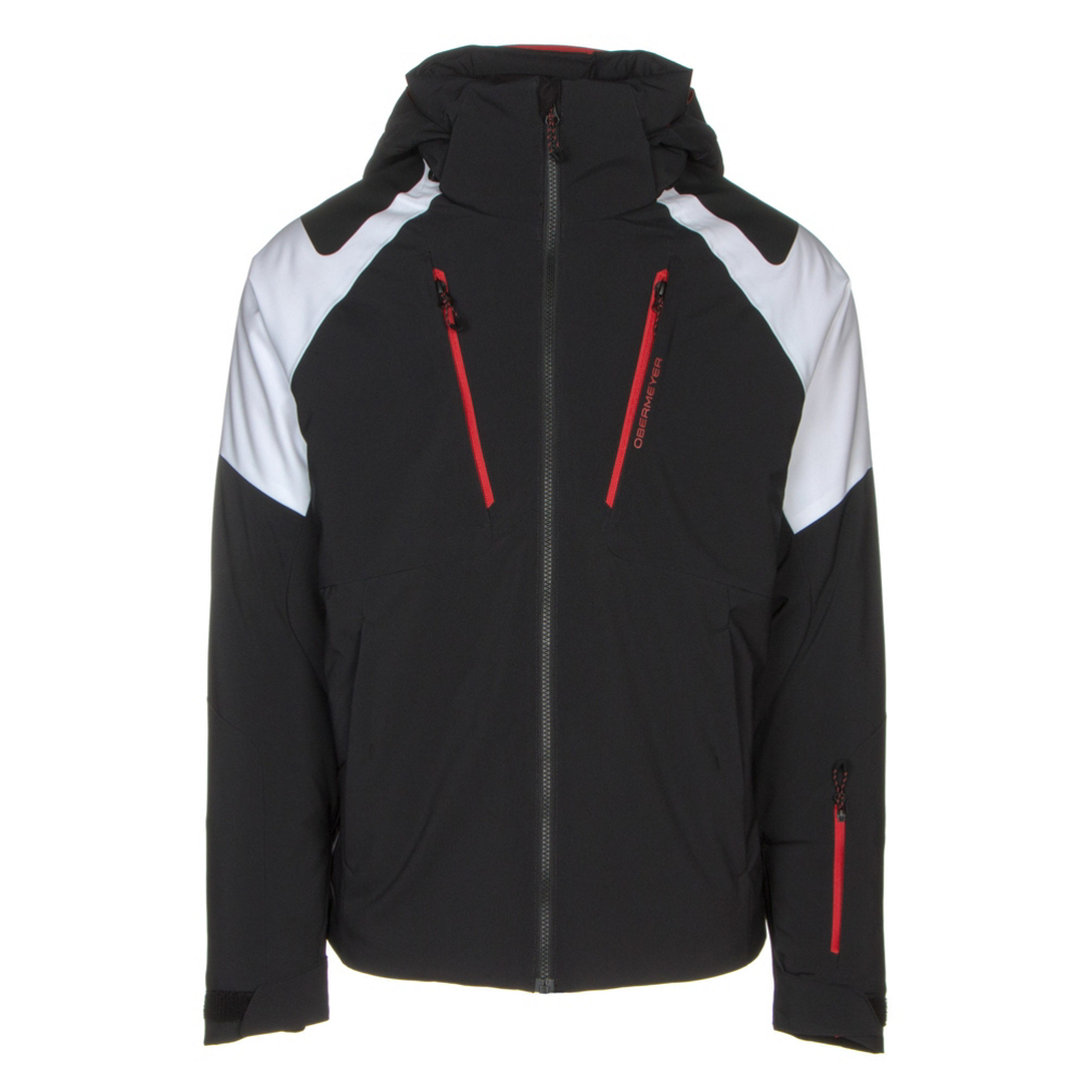 Obermeyer Foundation Mens Insulated Ski Jacket
