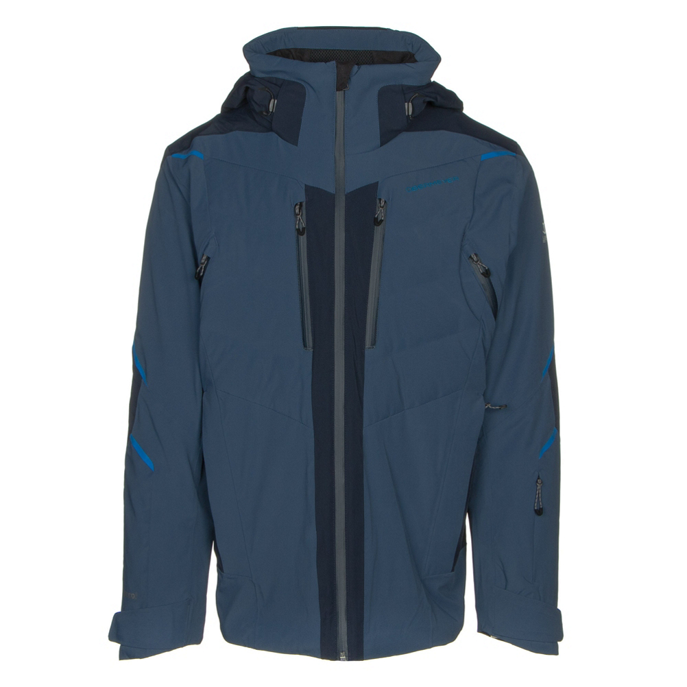 Obermeyer Ultimate Down Hybrid Mens Insulated Ski Jacket