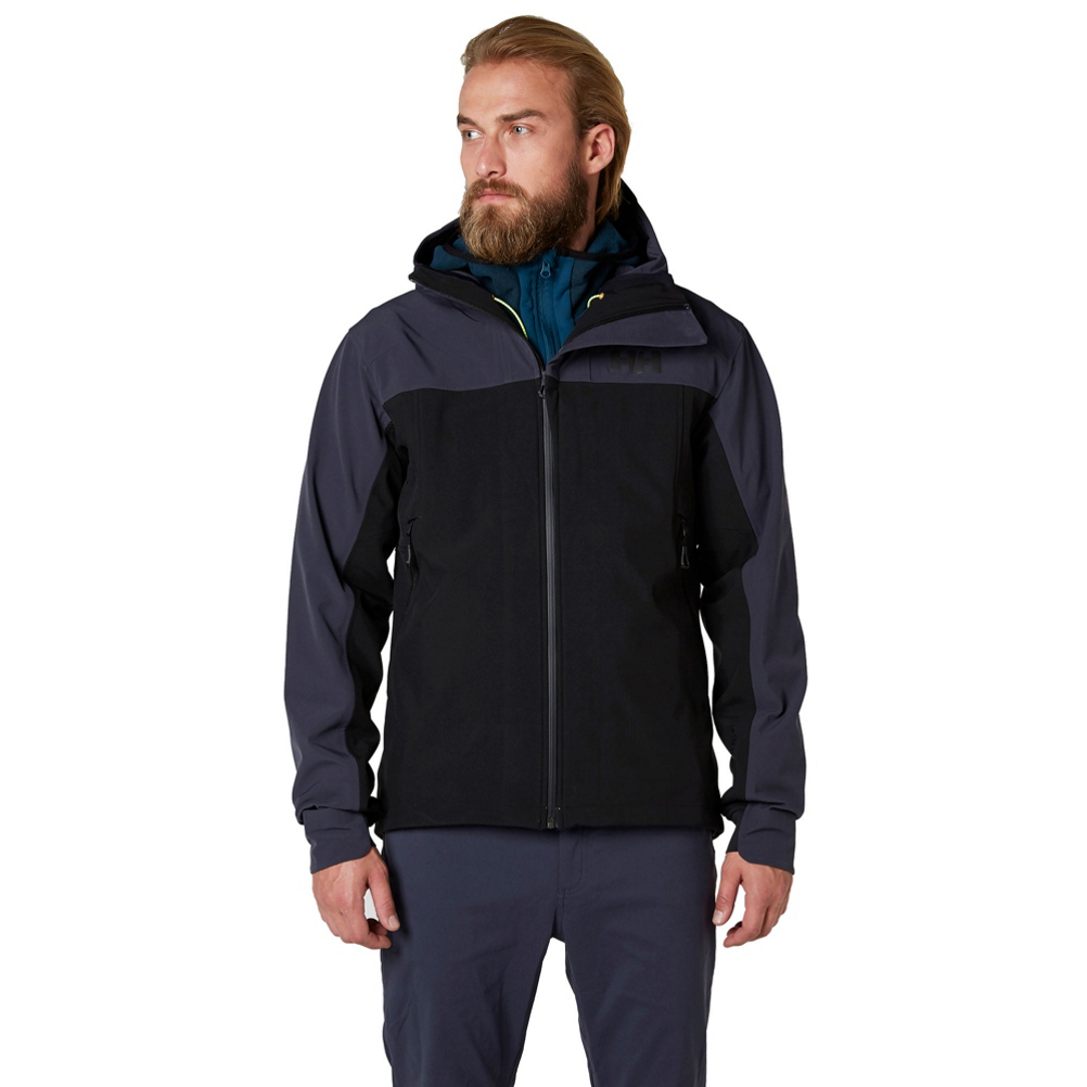 Helly Hansen Odin Hessdalen Mens Soft Shell Jacket