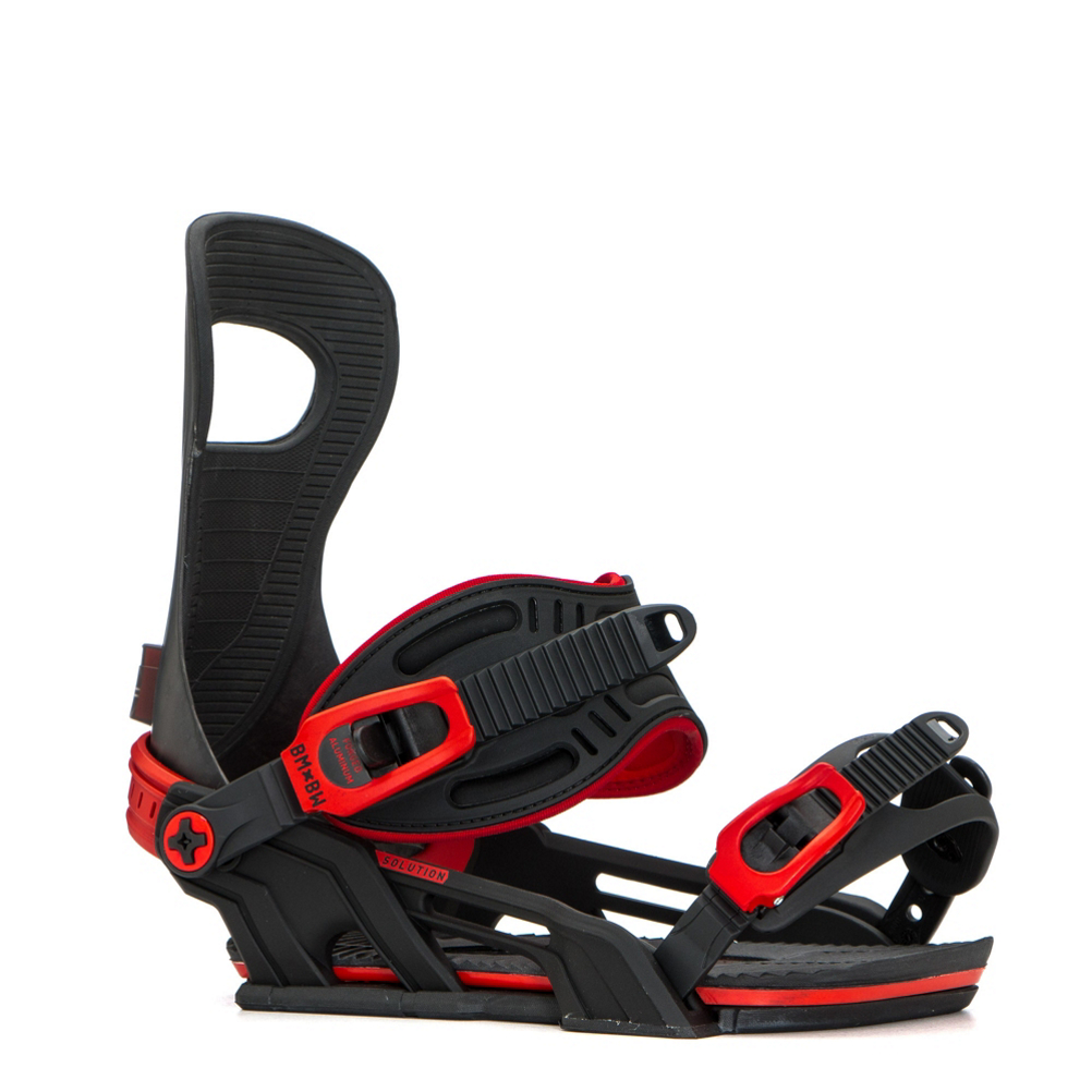 Bent Metal Solution Snowboard Bindings 2019