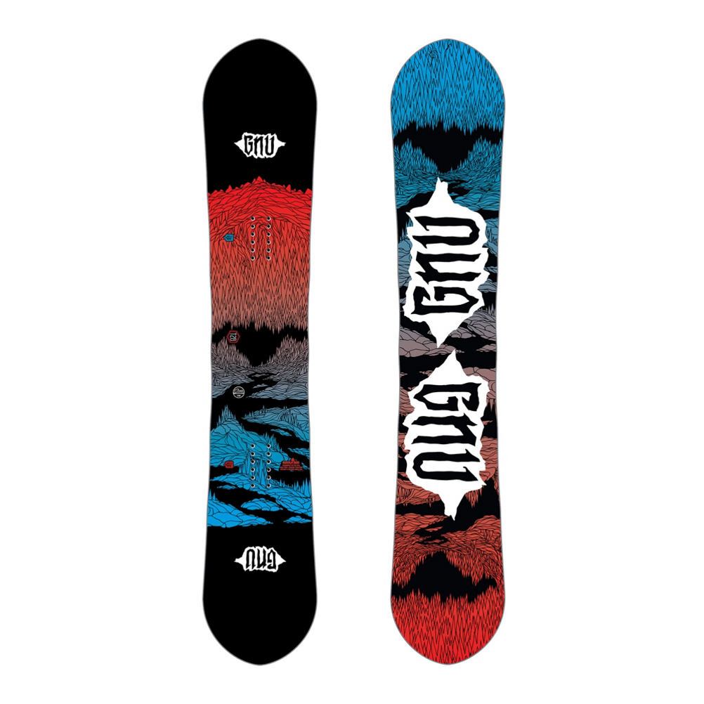 Gnu T2B Snowboard 2019