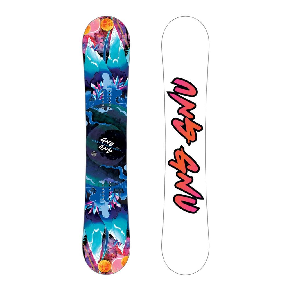 Gnu Velvet Asym C2 Womens Snowboard 2019
