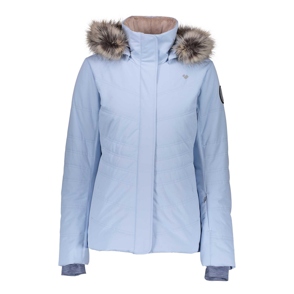 Obermeyer Tuscany II w/ Faux Fur - Petite Womens Insulated Ski Jacket