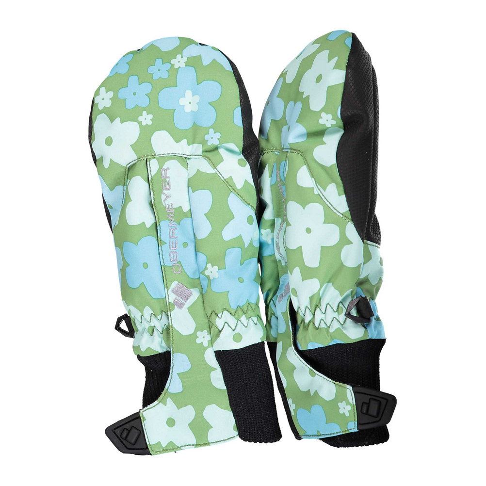 Obermeyer Thumbs Up Print Toddlers Mittens