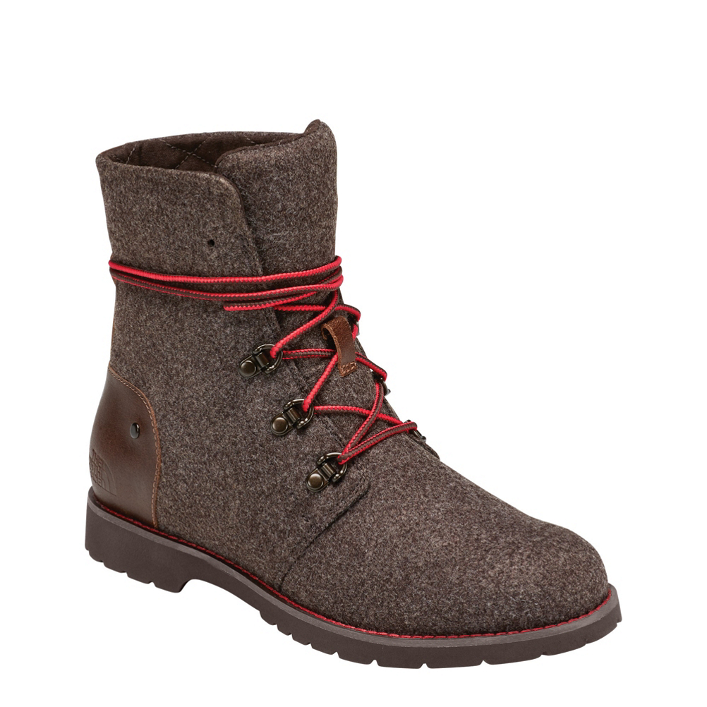The North Face Ballard Lace II Heathered Womens Boots