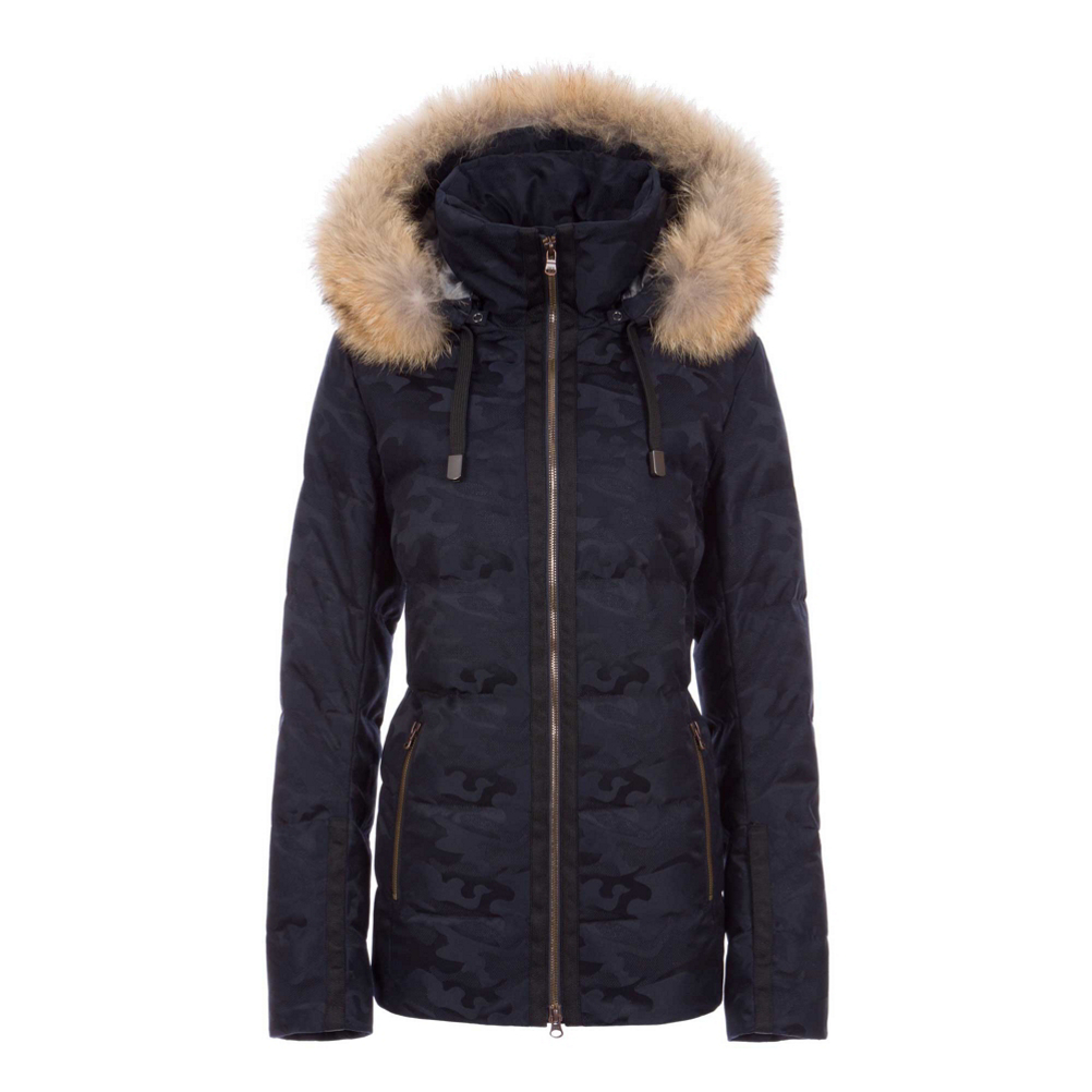 FERA Harper Special Edition - Real Fur Womens Insulated Ski Jacket