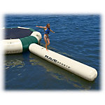 Rave Aqua Log Small - Northwoods Edition Water Trampoline Attachment