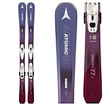 Atomic Vantage X 77 C Womens Skis with Lithium 10 Bindings 2019