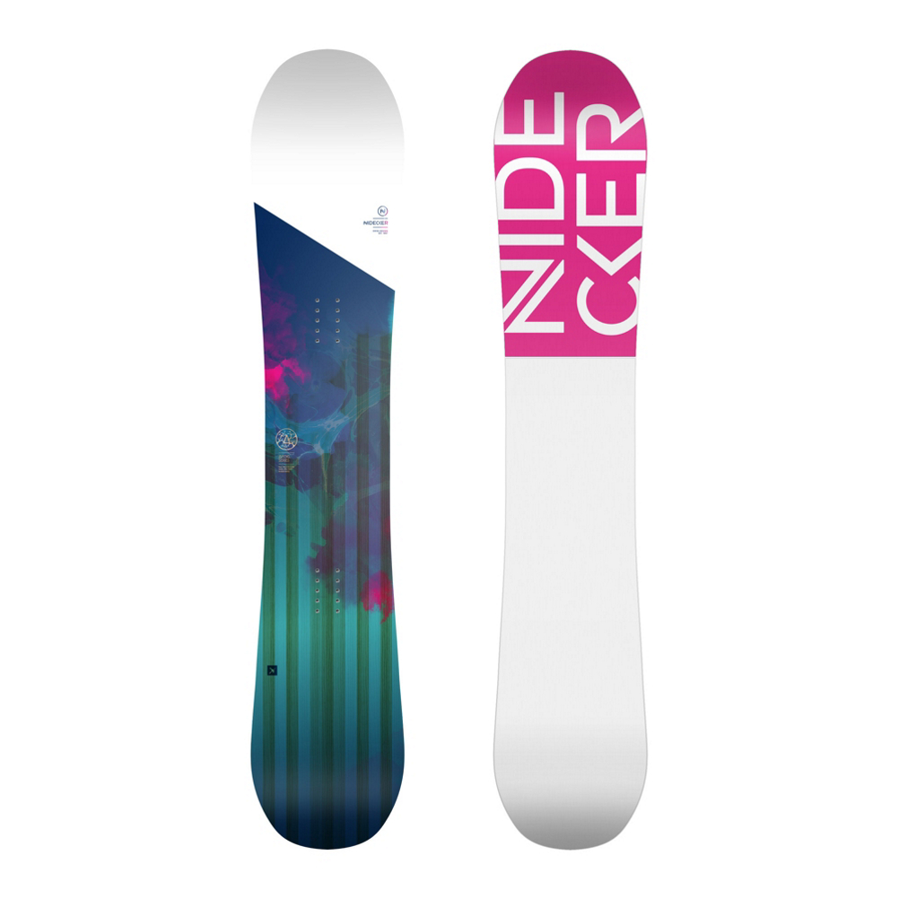 Nidecker Angel Womens Snowboard