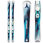 Atomic Vantage X 74 R W Womens Skis with Lithium 10 Bindings