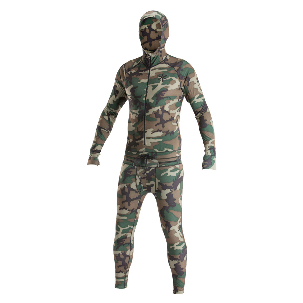 Image of Air Blaster Classic Ninja Suit Mens Long Underwear