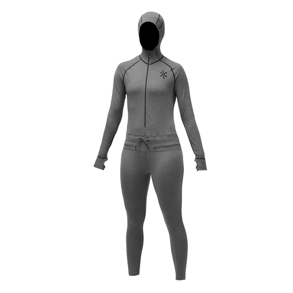 Image of Air Blaster Merino Ninja Suit Womens Long Underwear