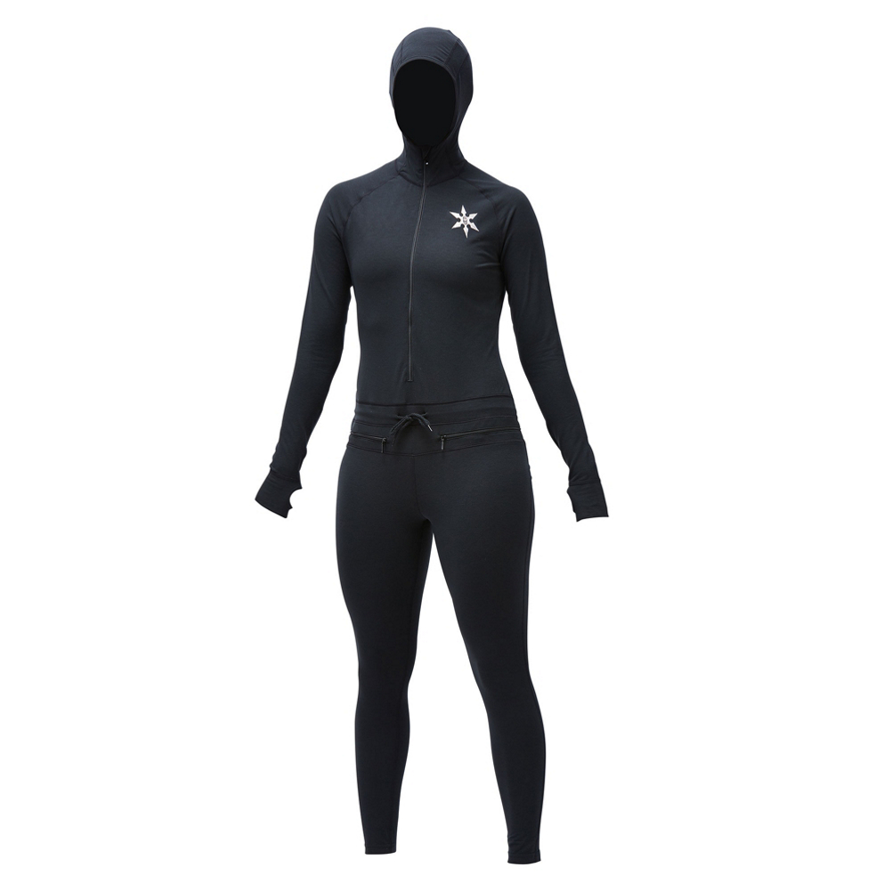 Image of Air Blaster Classic Ninja Suit Womens Long Underwear