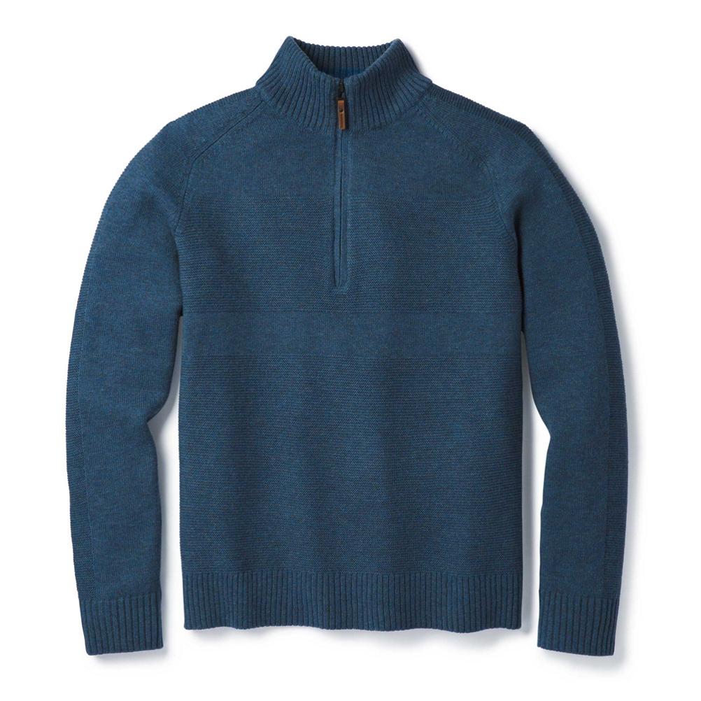 SmartWool Ripple Ridge Half Zip Mens Sweater