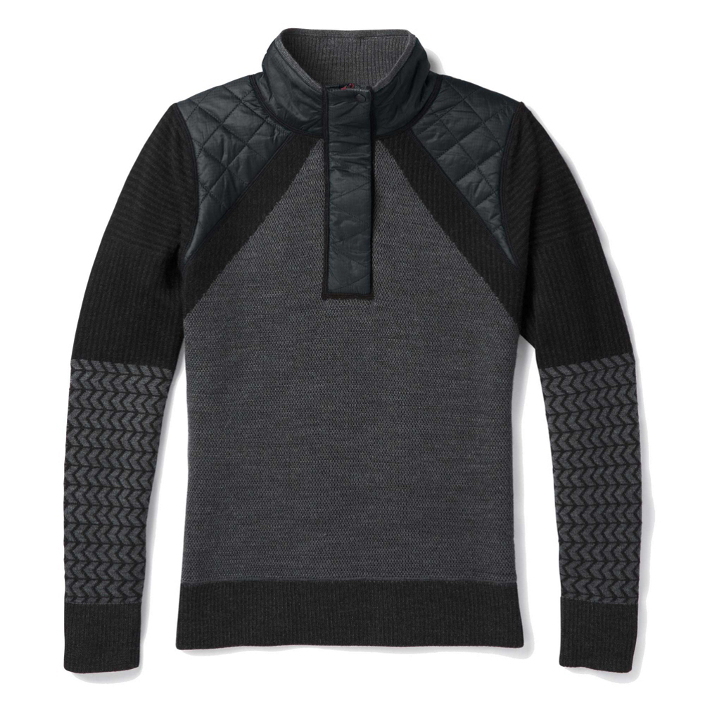 SmartWool Ski Ninja Pullover Womens Sweater