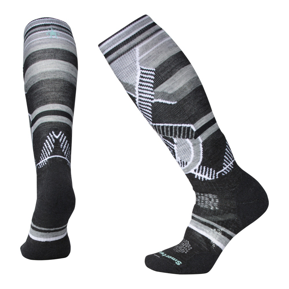 SmartWool PHD Medium Pattern Womens Ski Socks