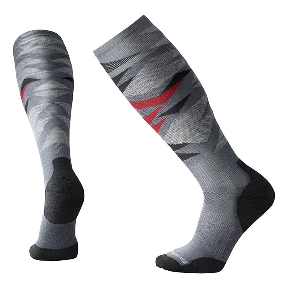 SmartWool PhD Light Pattern Ski Socks