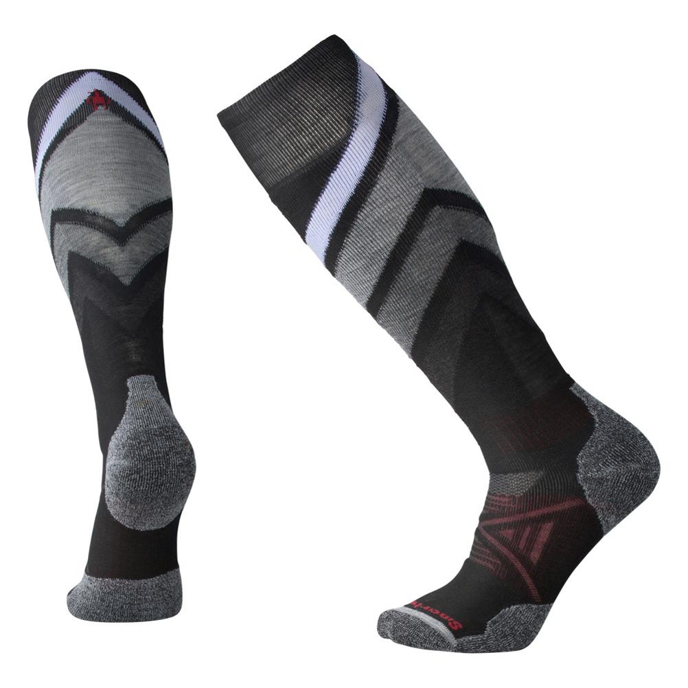 SmartWool PhD Medium Pattern Ski Socks
