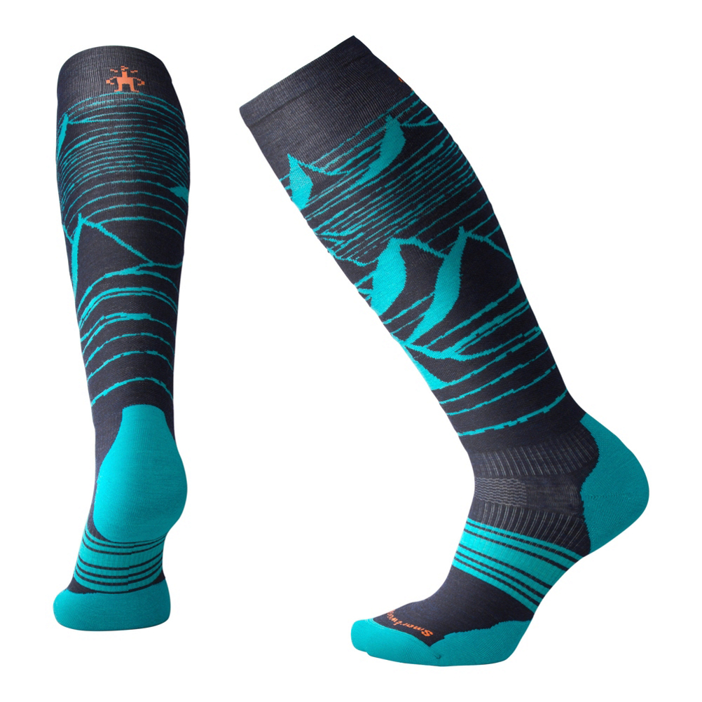SmartWool PhD Slopestyle Light Elite Womens Snowboard Socks