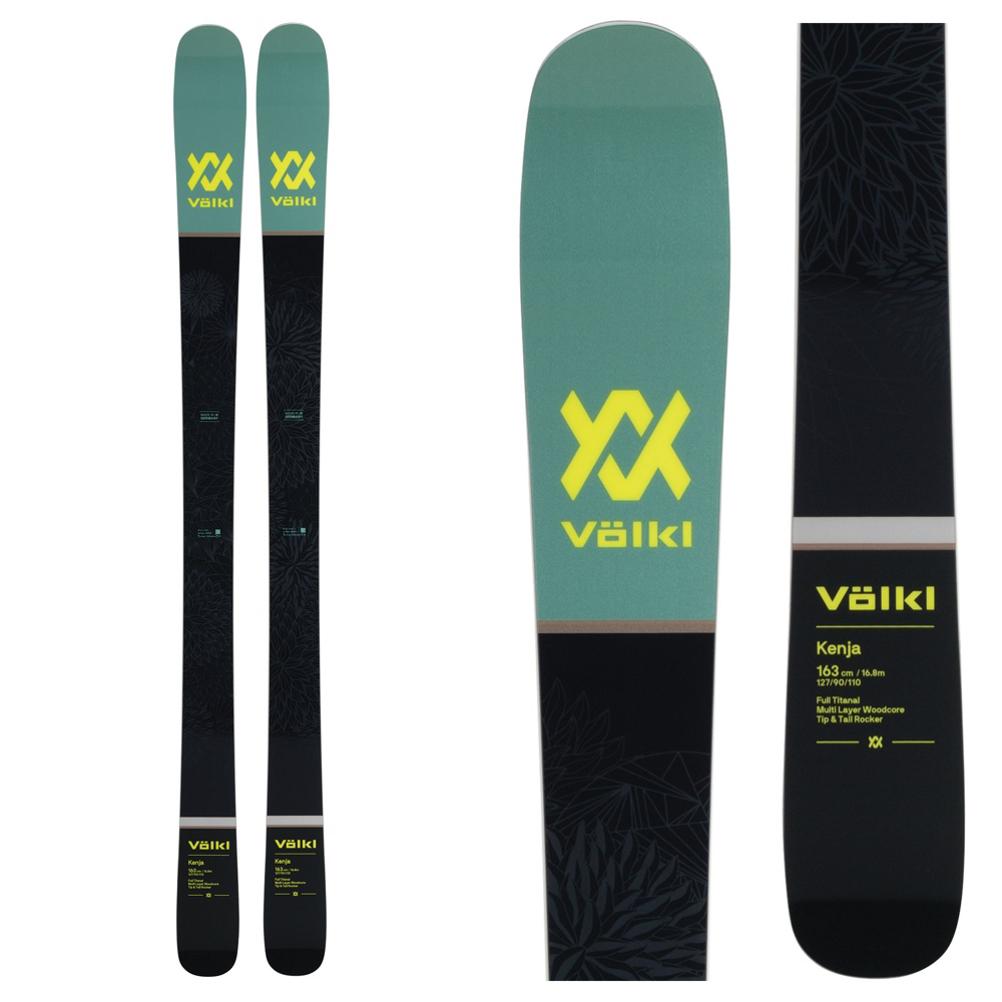 Volkl Kenja Womens Skis 2019